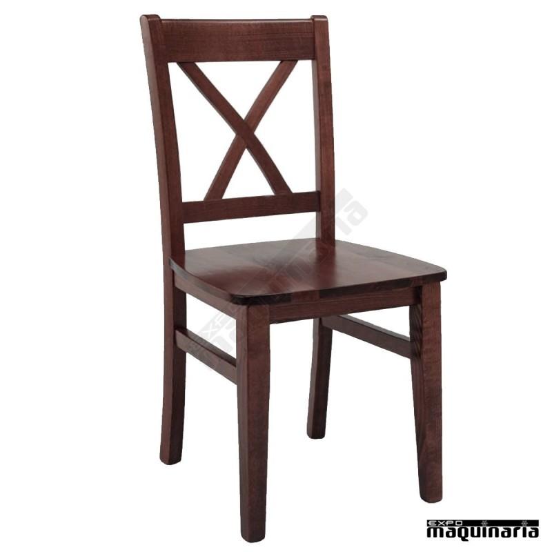 sillas madera hosteria precio