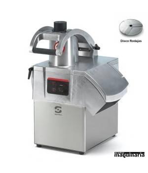 Corta verduras SCCA-301 Automático 450Kg/h