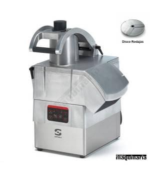 Corta verduras SCCA-301VV Velocidad Variable 500Kg/h