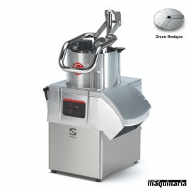 Corta verduras SCCA-401 Automático 650Kg/h