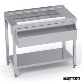 Mesa cocktail bar 100 cm ERMBCN-100-E