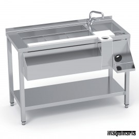 Mesa cocktail bar 120 cm ERMBCN-120-E