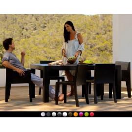 Mesa de diseño Jut By Vondom (180 cm)