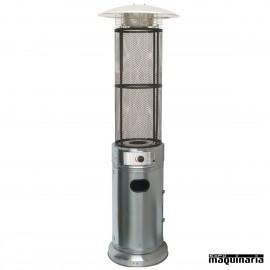 Estufa de gas exterior HOHO44140 Cilindrico