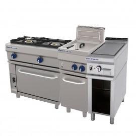 Cocina industrial completa RGCOCINA2 premium