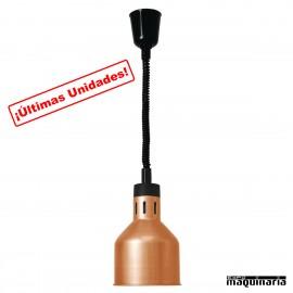 Lámpara infrarroja buffet calentadora NIDL492