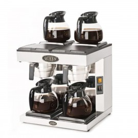 Cafetera de goteo manual CIDM-4 Doble