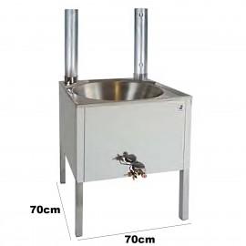 Fogon de churros a gas MAFG-70MC