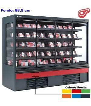 Vitrina de carniceria con puertas INML6DCM1+