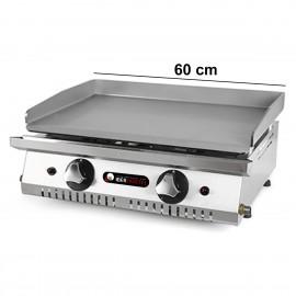 Plancha de gas IBER-PLC600ECON
