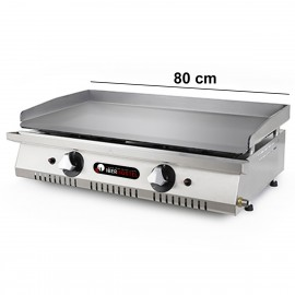 Plancha de gas IBER-PLC800ECON