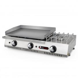 Plancha de gas IBER-PLC600ECF