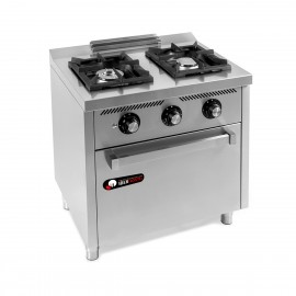 Cocina de gas IBER-C2F600H