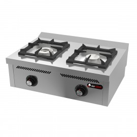 Cocina de gas IBER-C2F600S