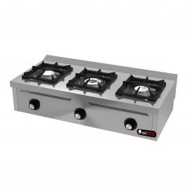 Cocina de gas IBER-C3F600S