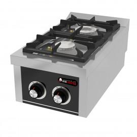 Cocina de gas IBER-C2F750S