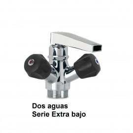 Grifo cocina industrial pomos giratorios Extra bajo FR463220