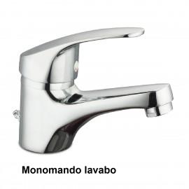 Monomando lavabo