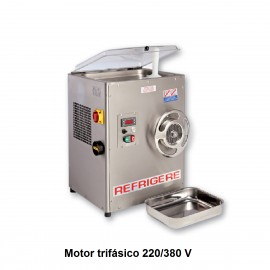 Picadora de carne industrial refrigerada SPMP-32RE-T