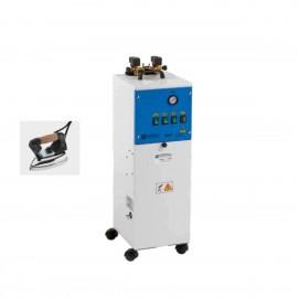 Maquina generadora de vapor BAPLUTONE