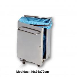 Cubo de basura acero inoxidable SPWI-70