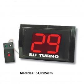 Indicador de turno SPIT-6