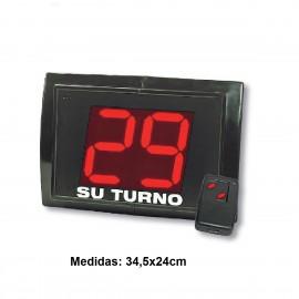 Indicador de turno SPIT-6-MD
