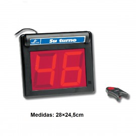 Indicador de turno SPIT-7-MD