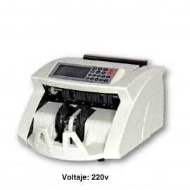 Detector billetes falsos y contador SPA-550