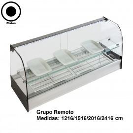 Vitrina tapas Grupo remoto VGFR-E