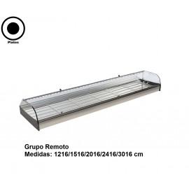 Vitrina tapas Grupo remoto VGMAR