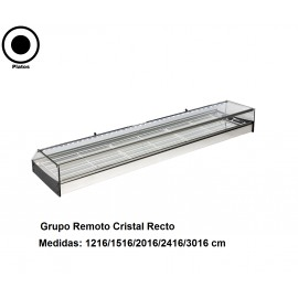 Vitrina tapas Grupo remoto VGMAR-R