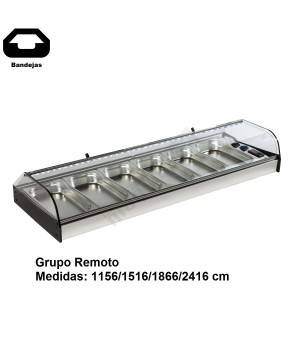 Vitrina tapas Grupo remoto VGMAR-F