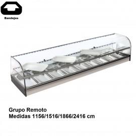 Vitrina tapas Grupo remoto VGMAR-F ET