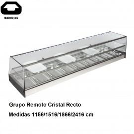 Vitrina tapas Grupo remoto VGMAR-F ETR