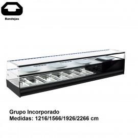 Vitrinas refrigeradas para tapas VGABF-R