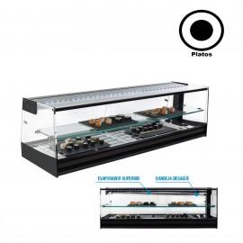 Vitrina refrigerada sushi Remota VGSHS-120EGR