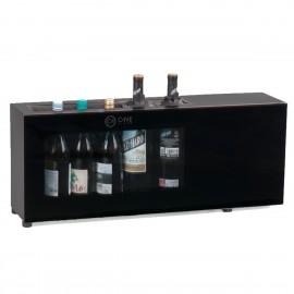 Vinoteca de barra 6 Botellas CNCV-7 C