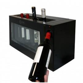 Vinoteca de barra 6 Botellas CNCV-7 WP