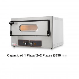 Horno de pizza electrico MFKUBE