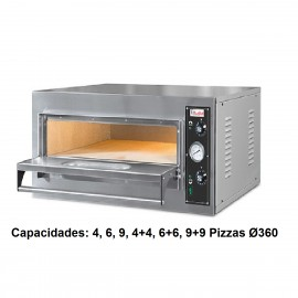 Horno de pizza electrico MFOKUS BIG
