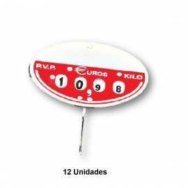 Portaprecios pincho SPC-11
