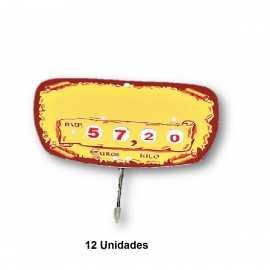 Porta precios pincho SPC-13