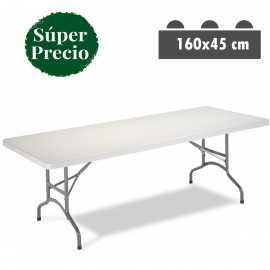Mesa de catering 3R11 (160 x 45 cm)