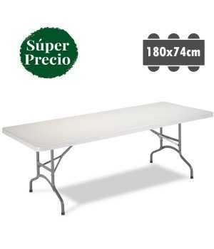Mesa de catering 3R11 (180 x 74 cm) plegable
