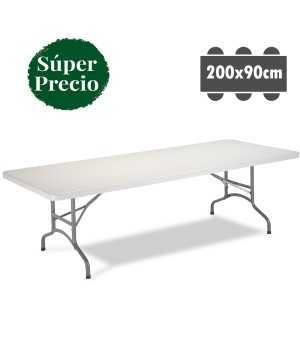 Mesa de catering 3R11 (200 x 90 cm) plegable