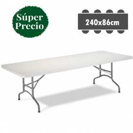 Mesa de catering 3R11 (240 x 86 cm) plegable