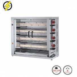 Maquina de asar pollos FE420-EKO-E