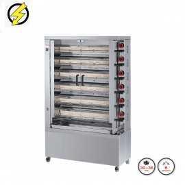 Maquina de asar pollos FE630-EKO-E