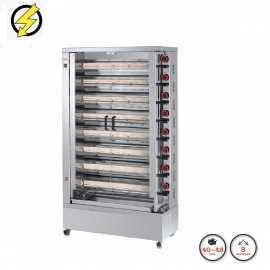 Maquina de asar pollos FE830-EKO-E